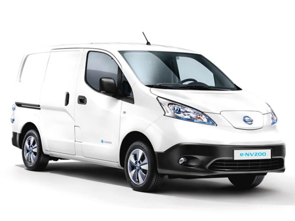 Nissan E-NV200 Elektrische bedrijfswagen