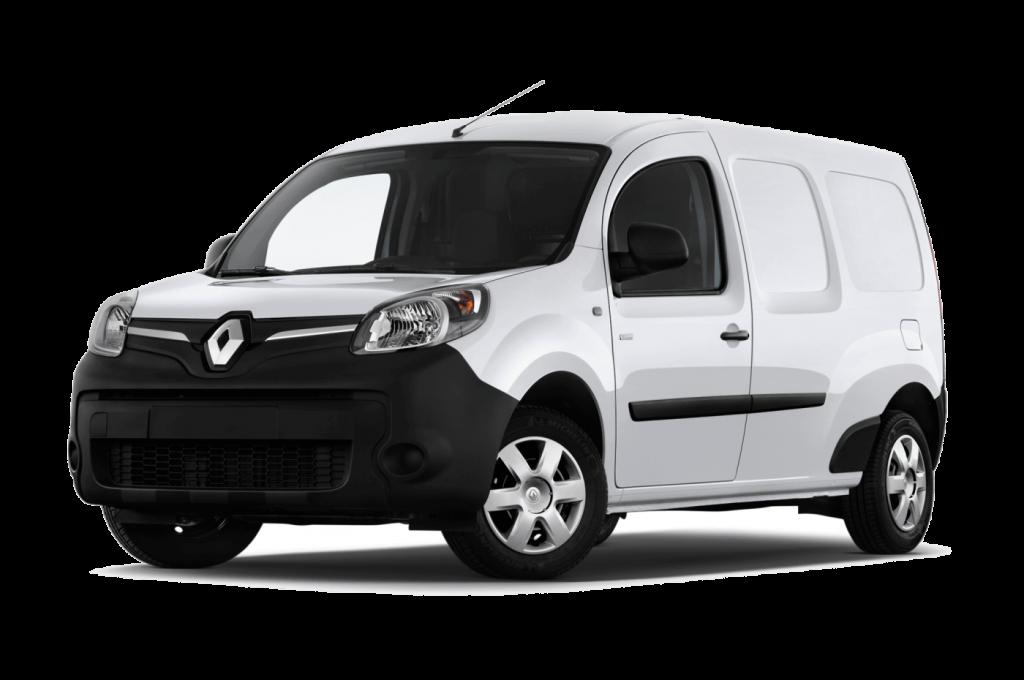 renault kangoo ZE elektrische bedrijfswagen
