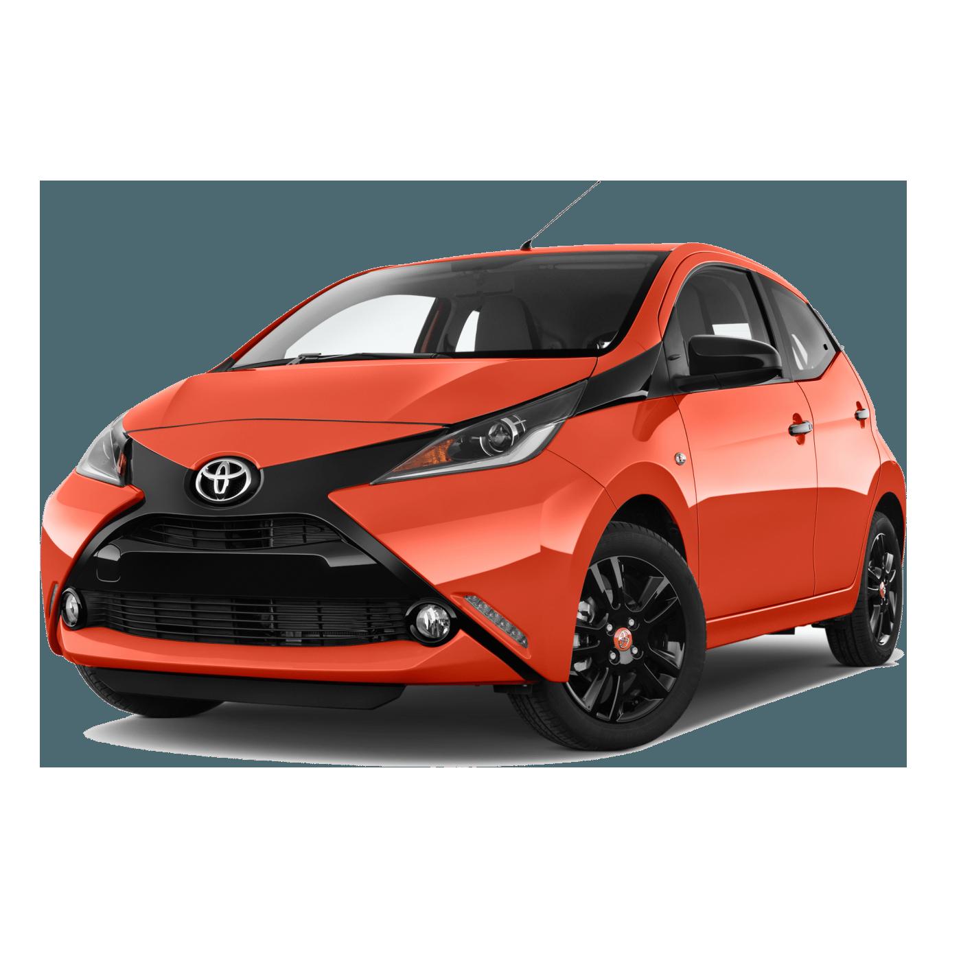 Toyota Aygo Operational Lease